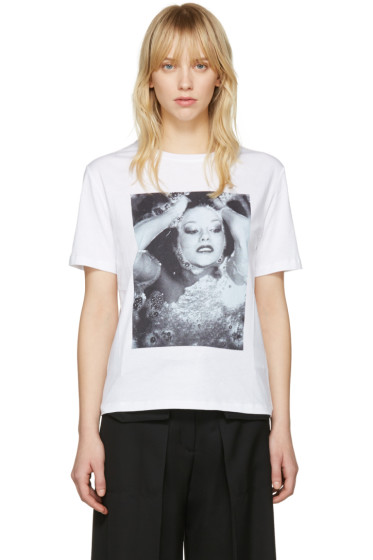 Kenzo - White Antonio Girls T-Shirt