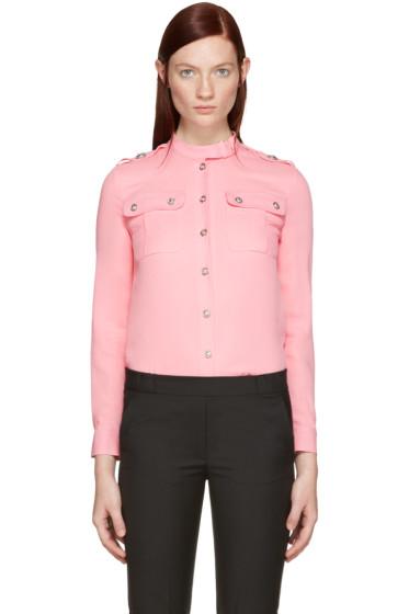 Versus - Pink Pockets Shirt