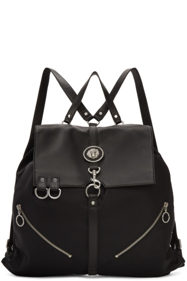 Versus - Black Medusa Backpack