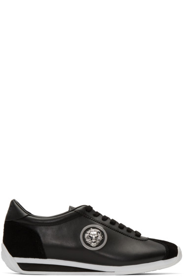 Versus - Black Lion Sneakers