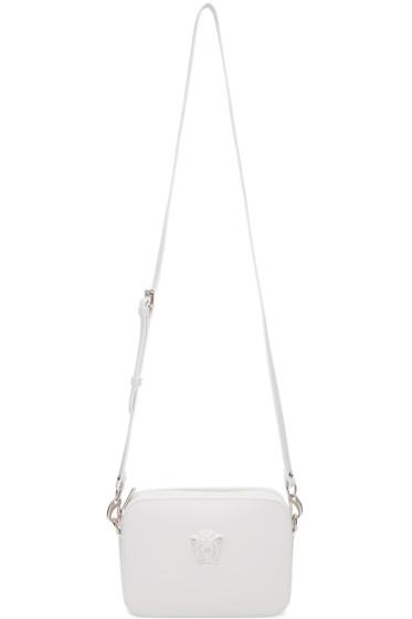Versace - White Medusa Camera Bag