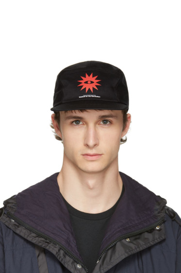 Undercover - Black 'Waiting For The Revolution' Eye Cap