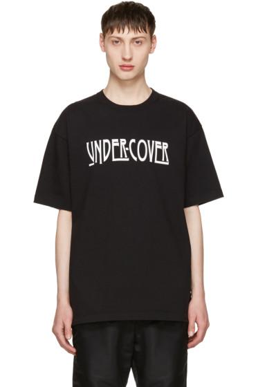 Undercover - Black Logo T-Shirt