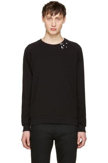 Saint Laurent - Black Constellation Pullover