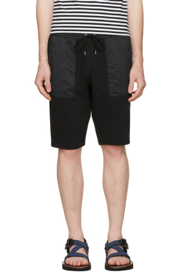 Nanamica - Black Sweat Lounge Shorts