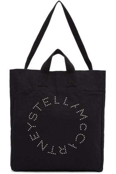 Stella McCartney - Black Beach Tote