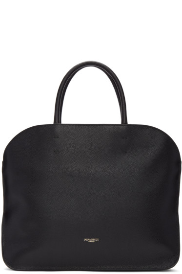 Nina Ricci - Black Medium Elide Bag