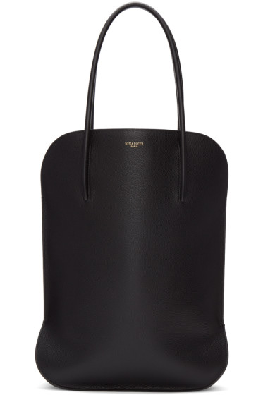 Nina Ricci - Black Medium Irrisor Tote Bag