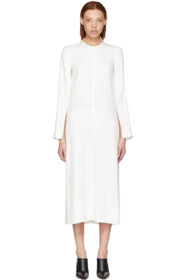 Calvin Klein Collection - White Larrew Dress
