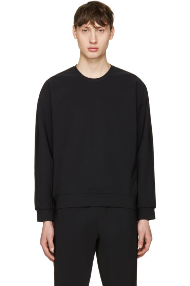 Calvin Klein Collection - Black Pavan Pullover
