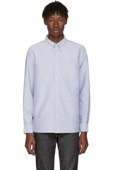 Visvim - Blue Albacore Bamboo Shirt