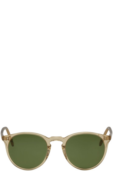 Oliver Peoples - Yellow The Row Edition O'Malley NYC Sunglasses