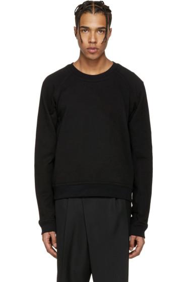 Haider Ackermann - Black Short Pullover