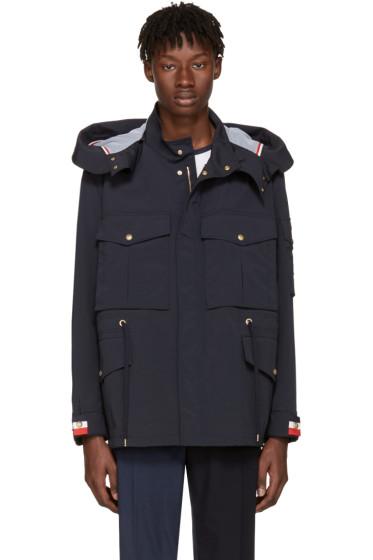 Moncler Gamme Bleu - Navy Field Jacket