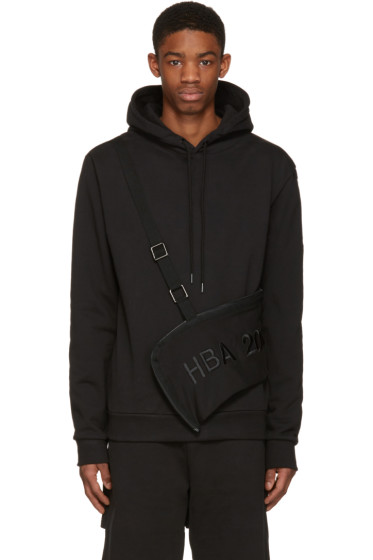 Hood by Air - Black Celebutante Hoodie