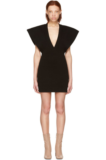 Jacquemus - Black 'La Longue Carmague' Dress