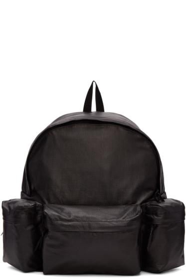 Yohji Yamamoto - Black Leather Backpack