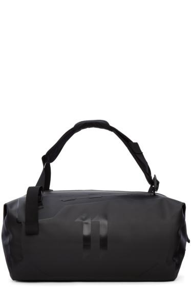 11 by Boris Bidjan Saberi - Black Waterproof Duffle Bag