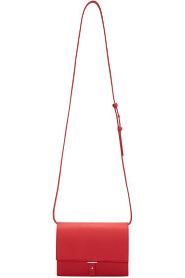 PB 0110 - Red AB 10 Shoulder Bag
