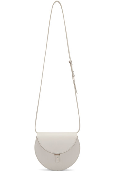PB 0110 - Grey AB 21 Shoulder Bag