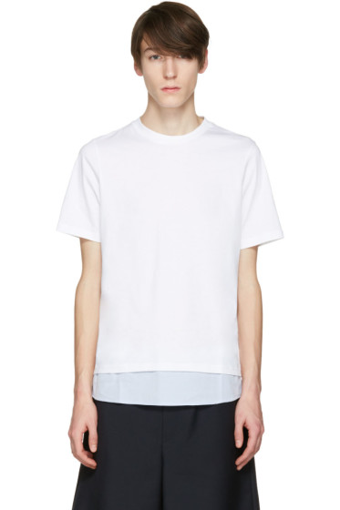 OAMC - White Drop T-Shirt