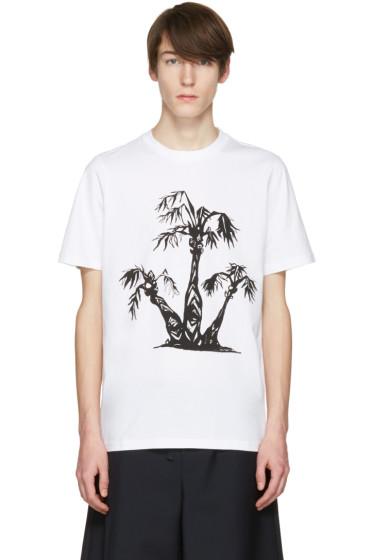 OAMC - White Staff T-Shirt