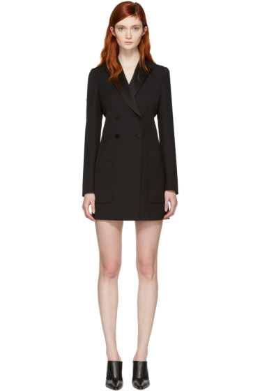 Pallas - Black Angel Blazer Dress