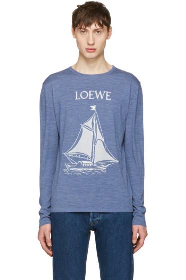 Loewe - Blue Boat Sweater