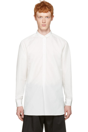 Toga Virilis - White Long Shirt