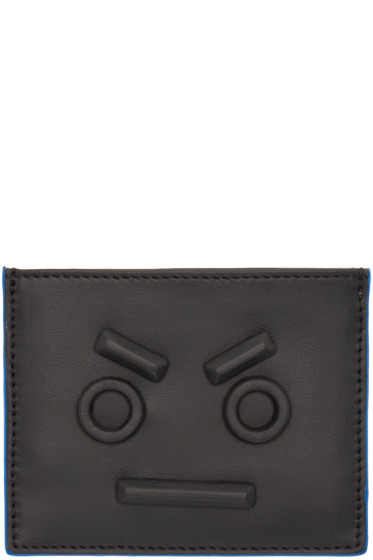 Fendi - Black 'No Words' Cardholder