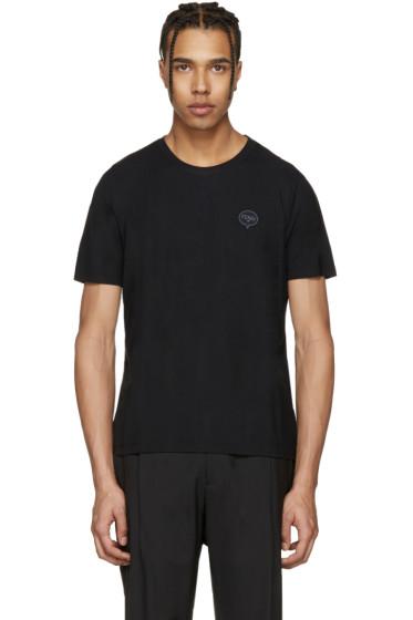Fendi - Black 'Fendi Bubble' T-Shirt