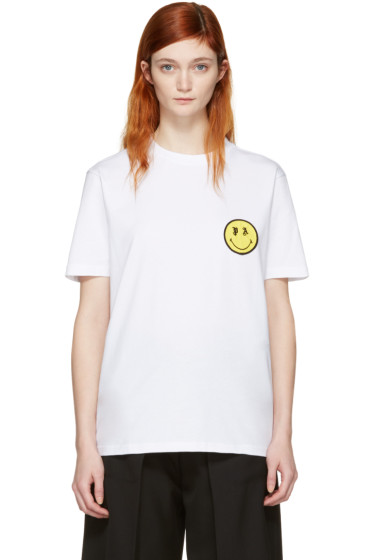 Palm Angels - While Smiling T-Shirt