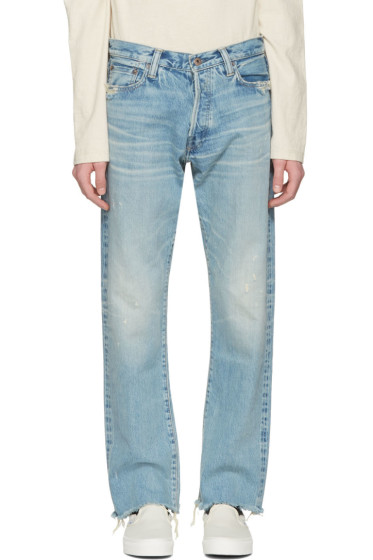 Simon Miller - Indigo Ruri Jeans