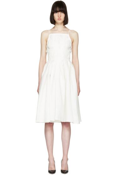 Brock Collection - ホワイト ダコタ ドレス