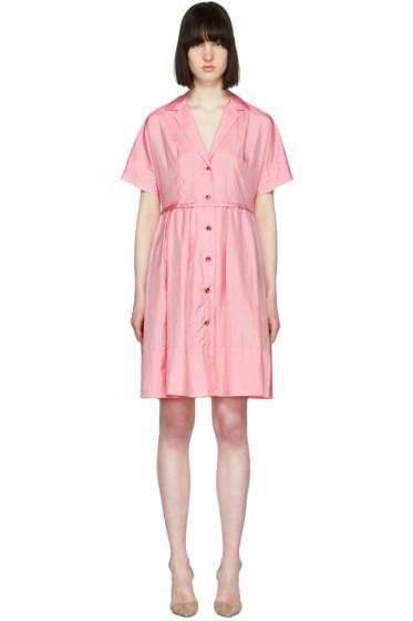 Brock Collection - ピンク ドナ ドレス