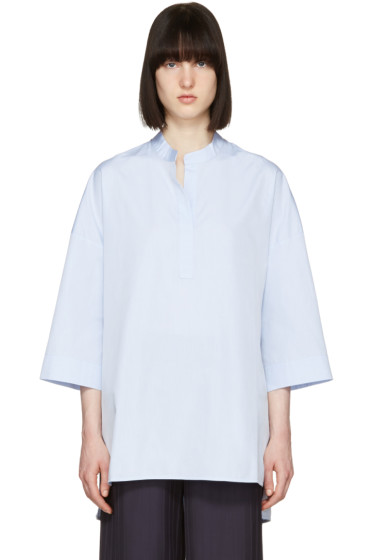 Atea Oceanie - Blue Madison Shirt