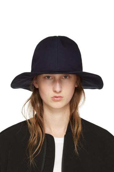 Y's - Navy Noppo Hat