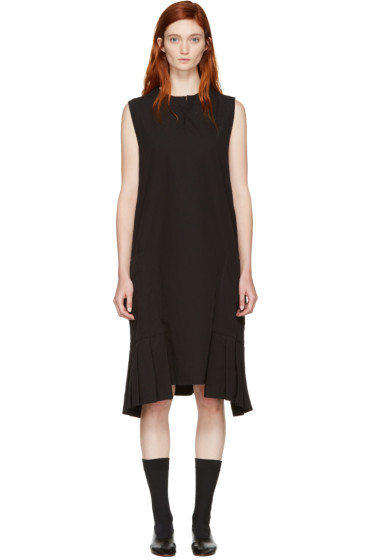 Y's - Black Pocket Dress