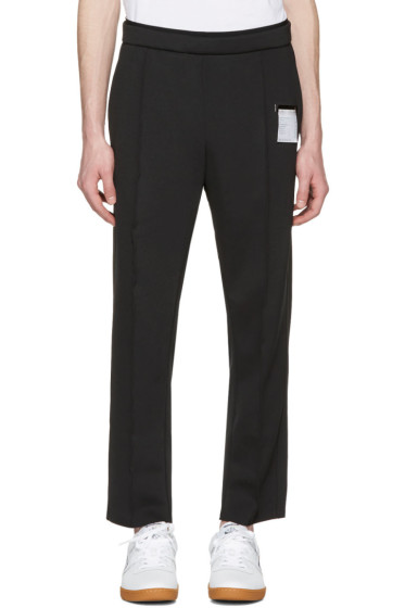 Satisfy - Black Post-Run Lounge Pants