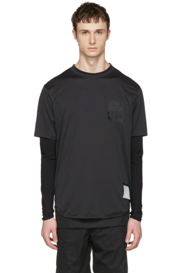 Satisfy - Black Light Justice T-Shirt
