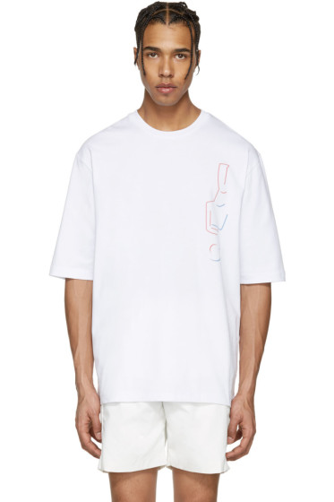 Cottweiler - White Instructor T-Shirt
