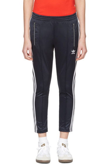 adidas Originals - Navy Cigarette Lounge Pants
