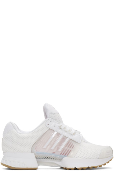 adidas Originals - White Clima Cool 1 Sneakers