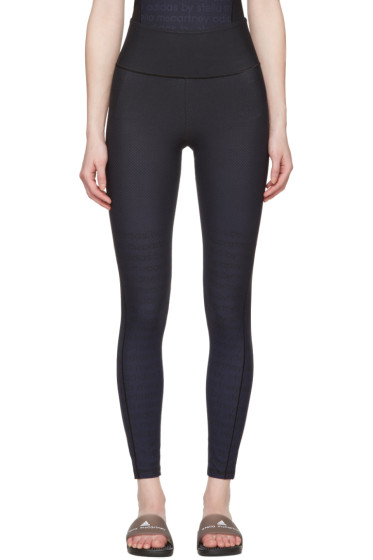 adidas by Stella McCartney - Black Miracle Leggings