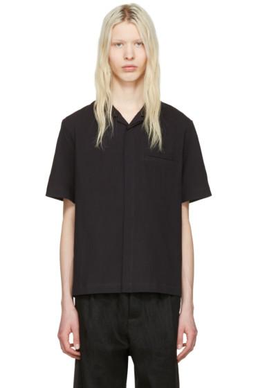 Fanmail - Black Uniform Shirt