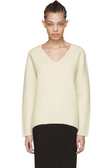 Totême - Off-White Xana Sweater