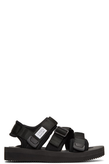 Suicoke - Black Kisee Sandals