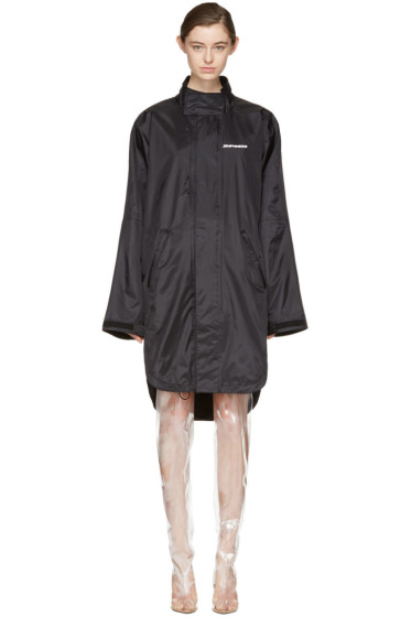 Alyx - Black Spidi Edition Rain Coat