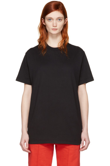Alyx - Black 'New Happiness' T-Shirt