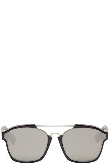 Dior - Black Abstract Sunglasses